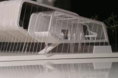 Wettbewerbsmodell 1:200